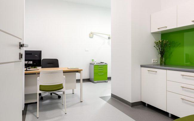 gabinet ginekologiczny w Smolcu koło Wrocławia