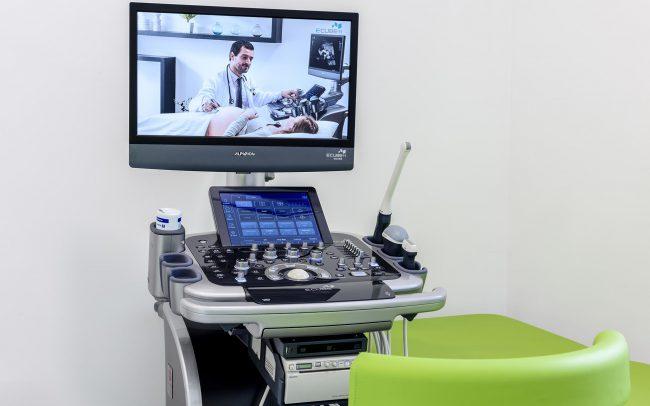 ultrasonograf lekarza ginekologa w Smolcu koło Wrocławia